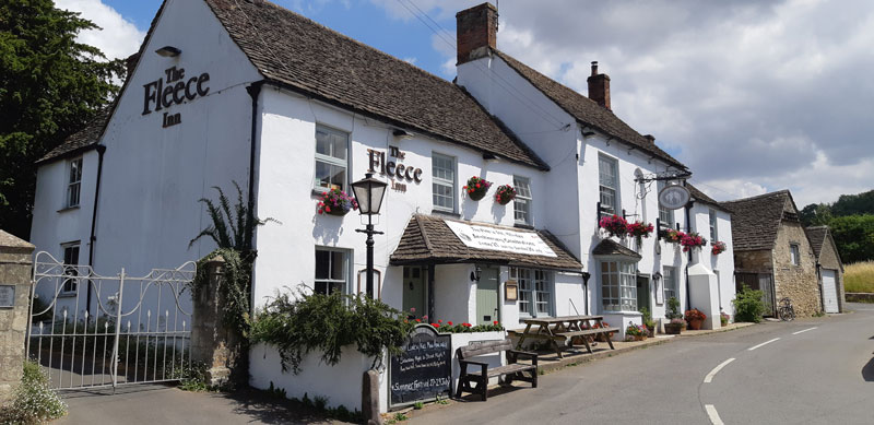 The Fleece Inn Hillesley