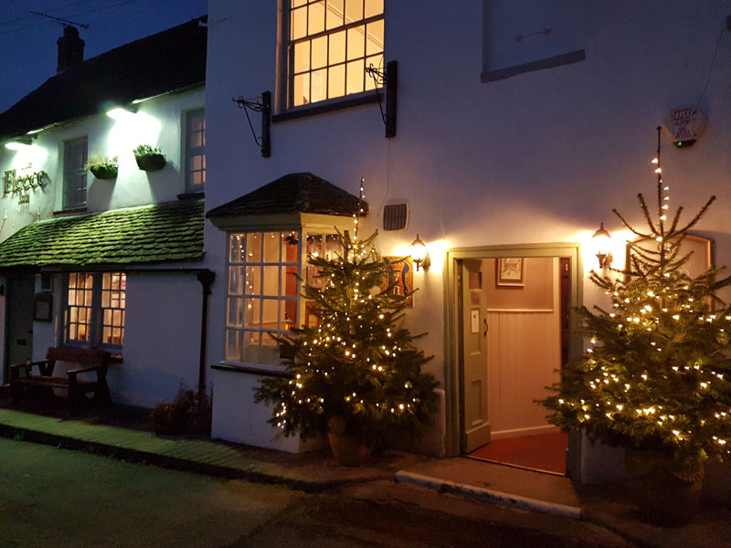 The Fleece Inn Hillesley