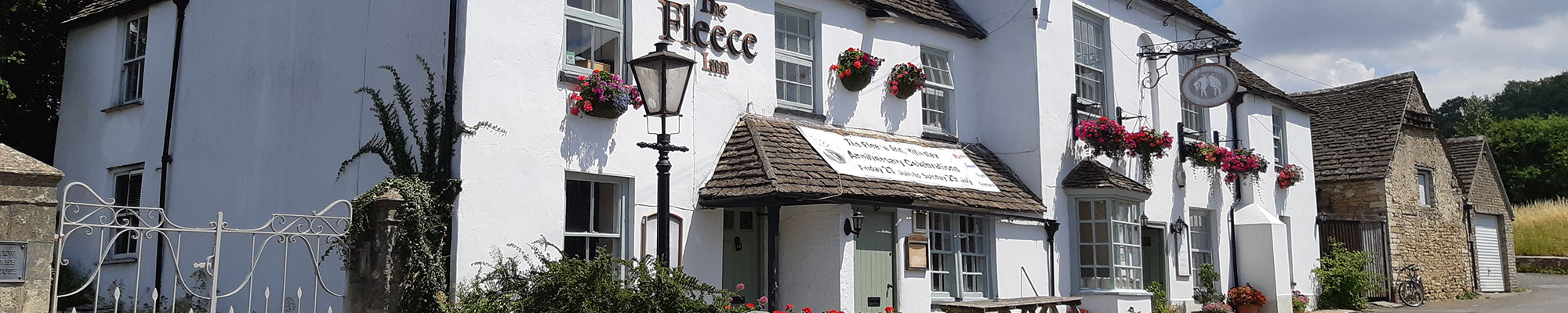 The Fleece Inn Hillesley - Great beer, friendly service